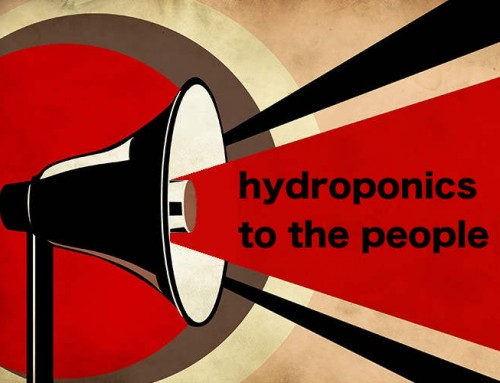 Hydroponics to the people